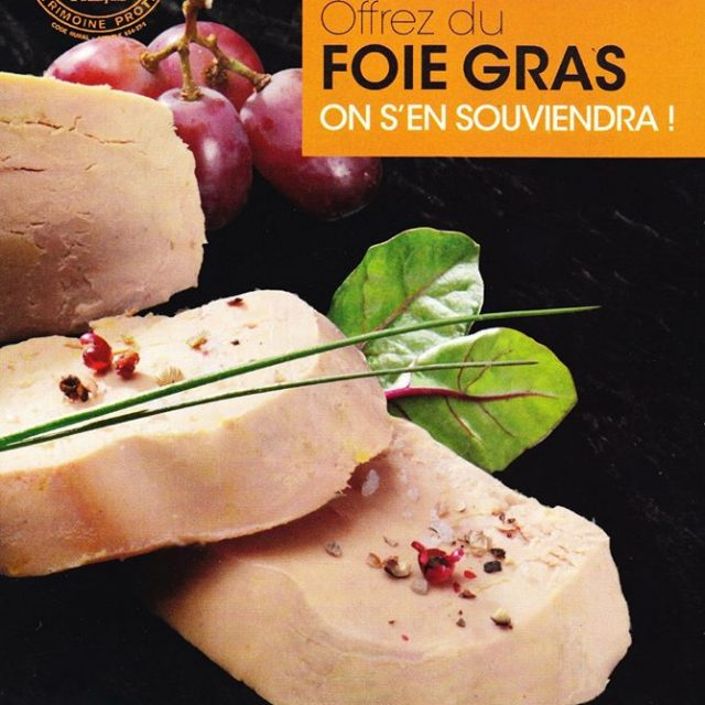 Notre foie gras de canard